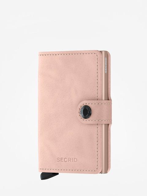 Peňaženka Secrid Miniwallet (vintage rose)
