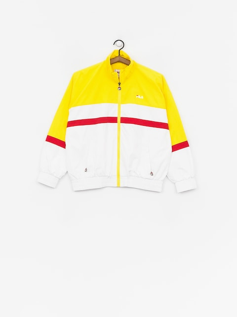 Bunda Fila Kaya Wmn (empire yellow/bright white/black)