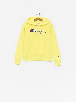 Mikina s kapucňou Champion Hooded Sweatshirt HD Wmn (lml)