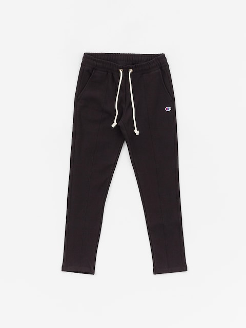 Nohavice Champion Straight Hem Pants Wmn (nbk)