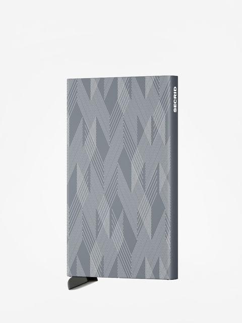 Peňaženka Secrid Cardprotector Laser Zigzag (titanium)