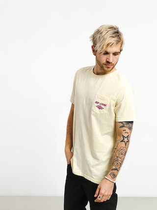 Tričko Rip Curl So Authentic (pale yellow)