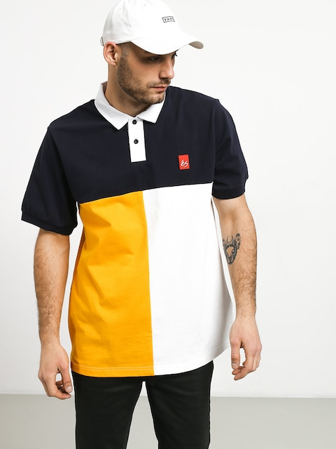 Tričko Polo Es Split (navy)