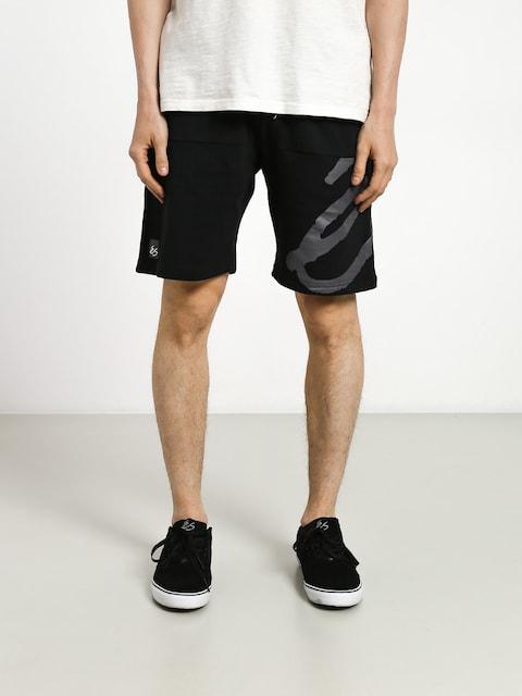 Kraťasy Es Split Fleece (black)