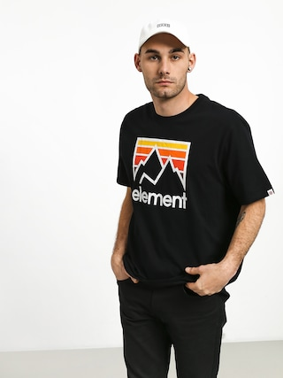 Tričko Element Link (flint black)