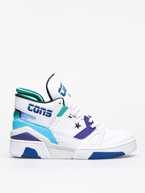 Topánky Converse Erx 260 Mid (white/court purple/bold jade)
