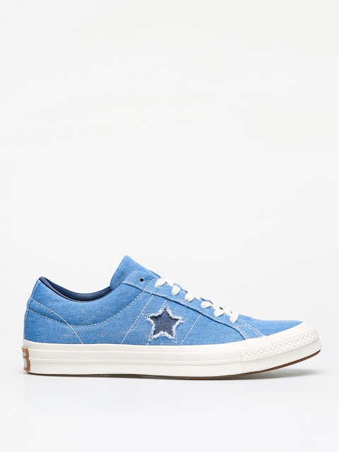 Topánky Converse One Star Ox (bright blue)