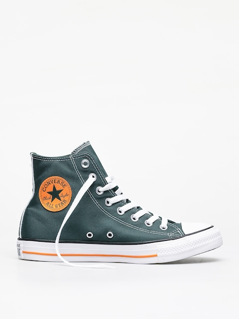 Tenisky Converse Chuck Taylor All Star Hi (pine green/white)