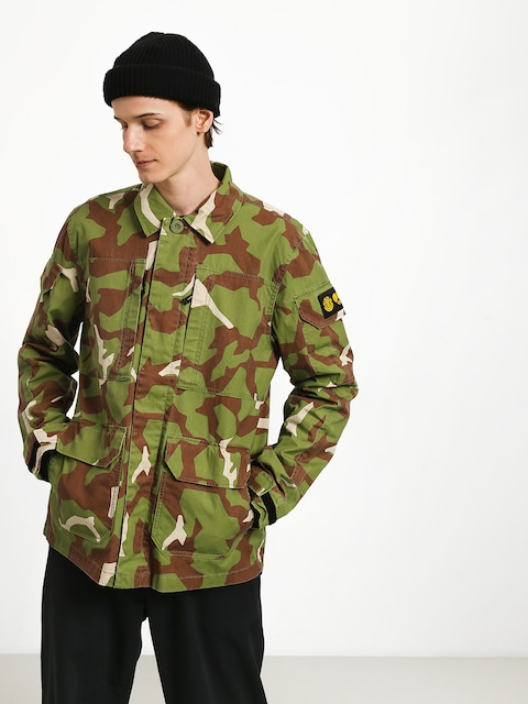 Košeľa Element Griffin Field Shirt (abstract camo)