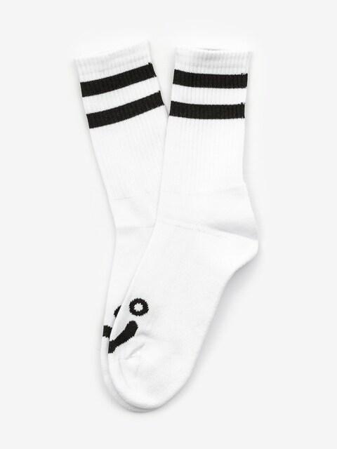 Ponožky Polar Skate Happy Sad (white)