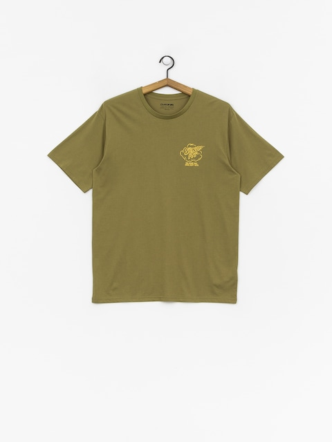 Tričko Dakine Send It (olive drab)