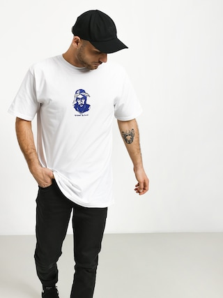 Tričko MassDnm Icon MC 2Pac (white)