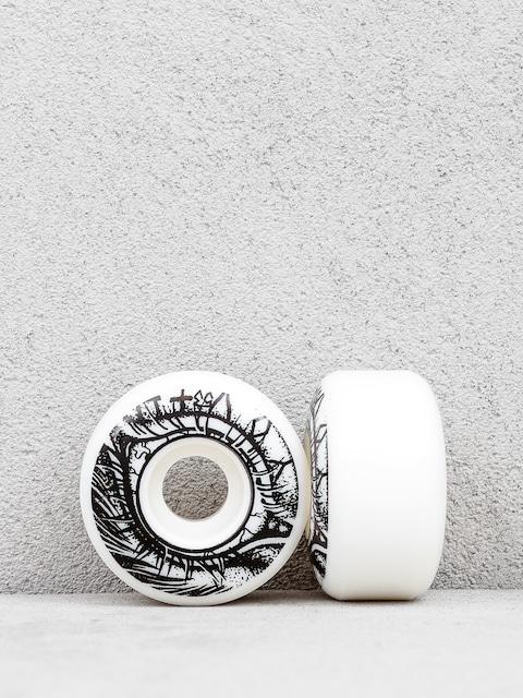 Kolieska Youth Skateboards Rencontre (white/black)