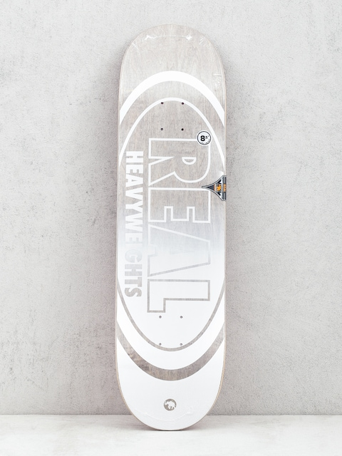 Doska Real Heavy Weight (grey/whie)