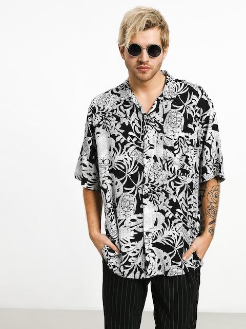 Košeľa Carhartt WIP Tiki Mono (tiki mono print/black/wax)