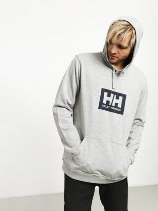 Mikina s kapucňou Helly Hansen Tokyo HD (grey melange)