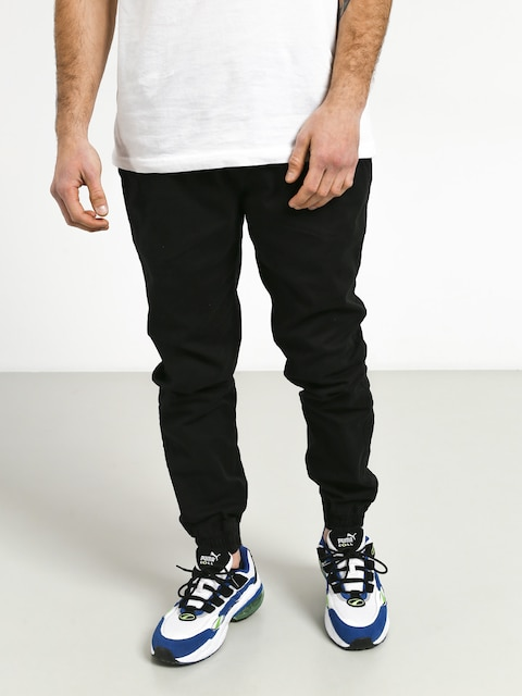 Nohavice Diamante Wear Smokers Club Jogger