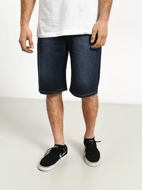 Kraťasy MassDnm Base Regular Fit (dark blue)
