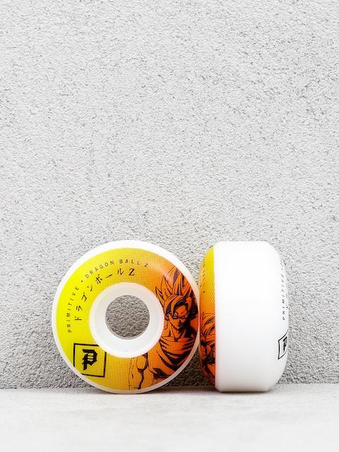 Kolieska Primitive Dbz Goku Team (white/orange)
