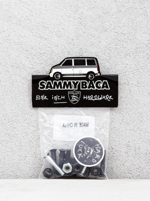 Skrutky Hard Luck Sammy Baca Phillips (black/silver)