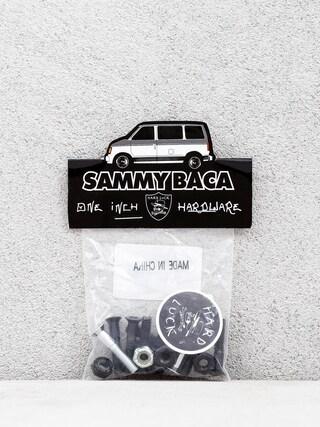 Skrutky Hard Luck Sammy Baca Phillips (black/silver)