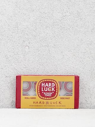 Ložiska Hard Luck Rough Times (silver/red)