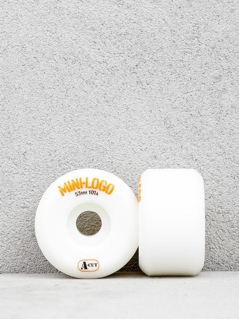 Kolieska Minilogo Whl Mini Logo A Cut (white)