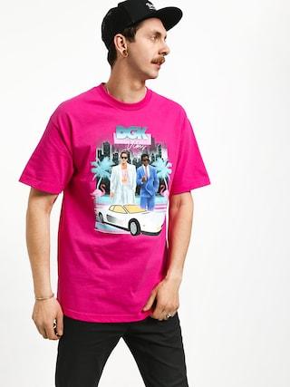 Tričko DGK Vibes (pink)