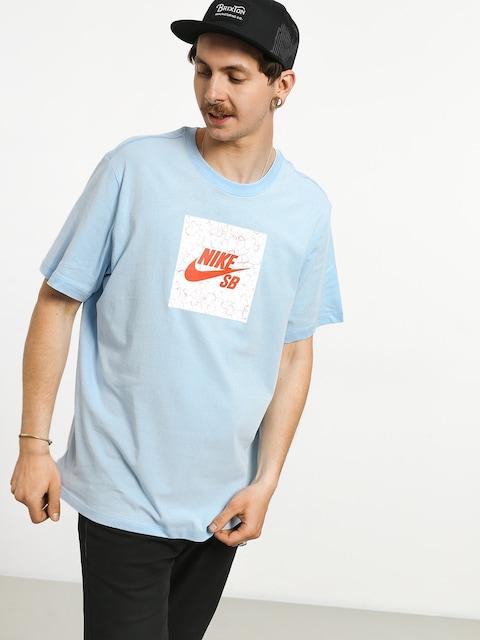 Tričko Nike SB Dorm Room Pack 2 (ice blue)