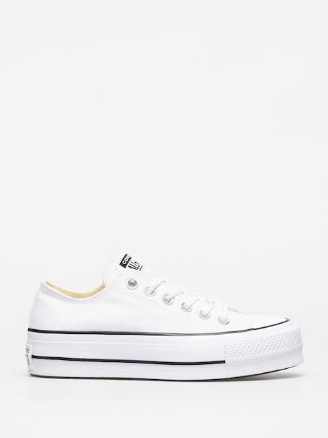 Tenisky Converse Chuck Taylor All Star Lift Ox Wmn (white/black/white)