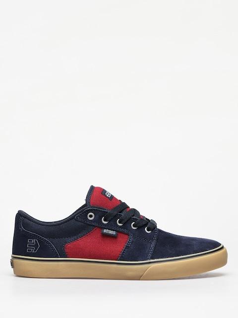 Topánky Etnies Barge Ls (navy/red/gum)