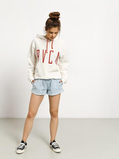 Mikina s kapucňou RVCA Stilt HD