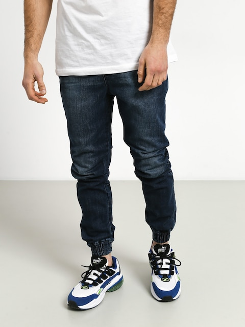 Nohavice Diamante Wear Rm Jeans Jogger (dark wash jeans)