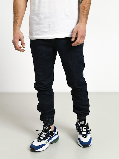 Nohavice Diamante Wear Rm Jeans Jogger (dark jeans)