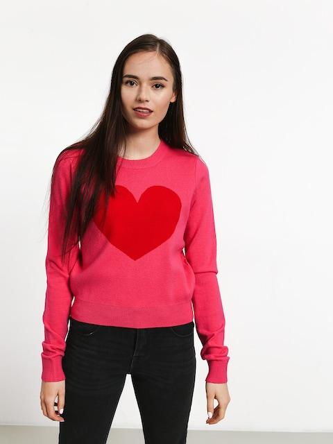 Sveter Volcom Gmj Heart Sweater Wmn (epk)