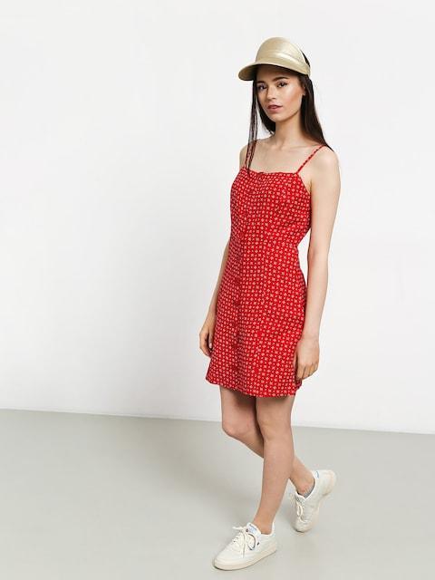 Šaty  Volcom Salt And Sun Wmn (red)