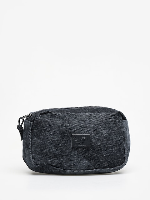 Ľadvinka Brixton Stewart Hip Pack (black acid wash)