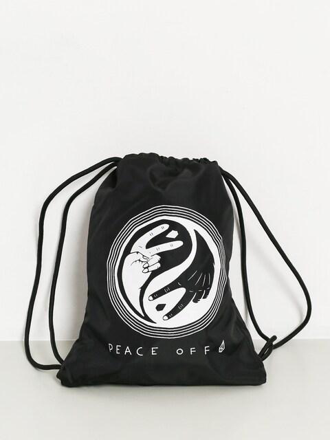 Sťahovací batoh Volcom Easysack (blk)