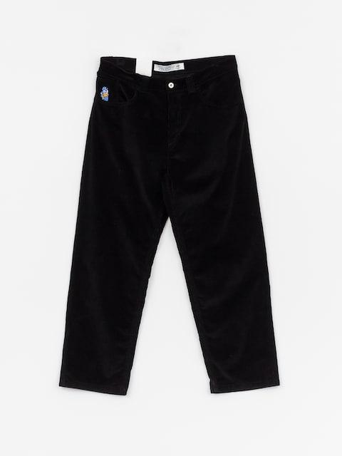 Nohavice Polar Skate 93 Cords (black)