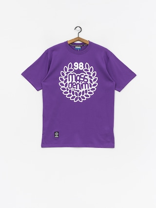 Tričko MassDnm Base (purple)