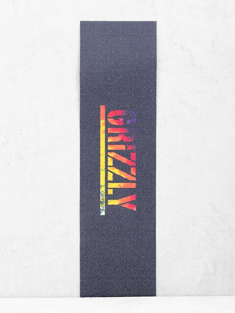 Grip Grizzly Griptape Acid Test Stamp Griptape