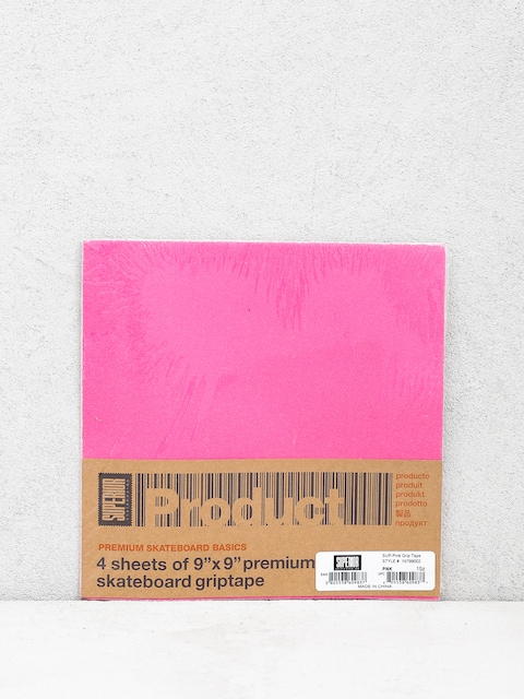 Grip Superior 4 Sheets Grip (pink)