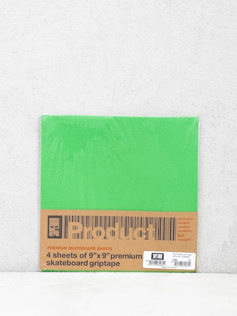 Grip Superior 4 Sheets Grip (green)