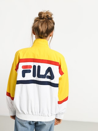 Bunda Fila Kaya Wmn (empire yellow/bright white/black)