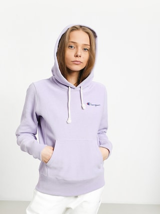 Mikina s kapucňou Champion Hooded Sweatshirt HD Wmn (pli)