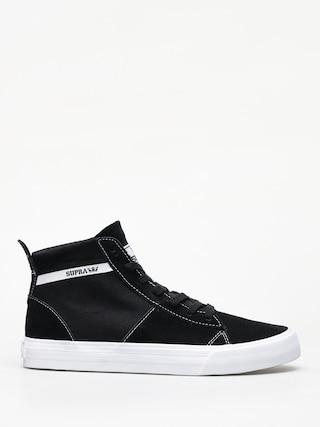 Topánky Supra Stacks Mid (black white)