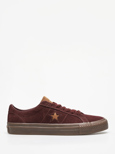 Tenisky Converse One Star Pro Ox (barkroot brown/ale)
