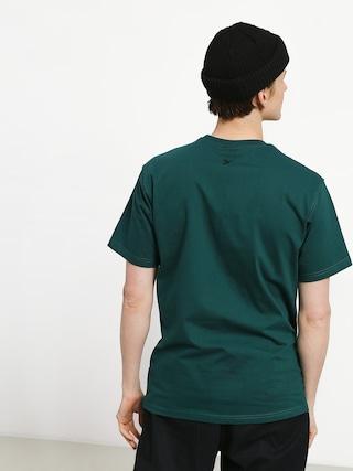 Tričko Nervous Lcd (spruce)