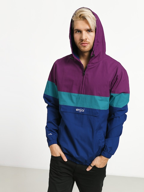 Bunda Enjoi Handout Windbreaker (purple)