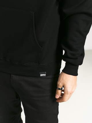 Mikina s kapucňou Almost Apex Champion (black)